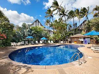 Poipu Garden Enchantment * 1 Bedroom Tropical Suite ***Call or Book Now! ***