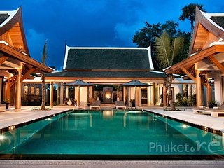 Superb Thai Style Villa near Bangtao Beach, Chalong