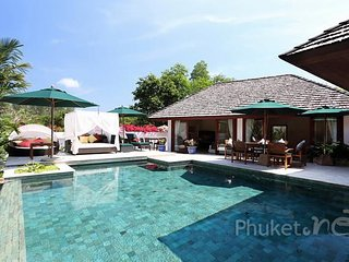 Gorgeous Thai Bali Villa in Bangtao