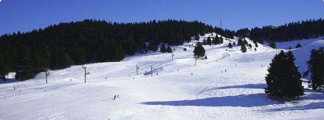 Semnoz ski resort