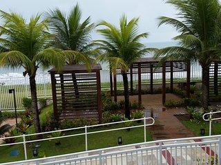 Magnifico apartamento, em resort a beira-mar