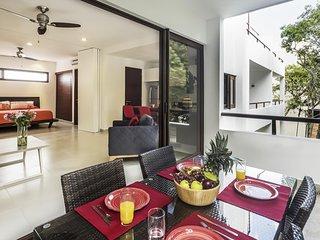 Beautiful shiny inspired loft