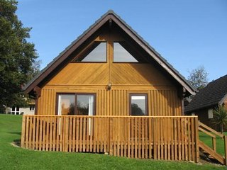 3 bedroomed country lodge, Saint Tudy