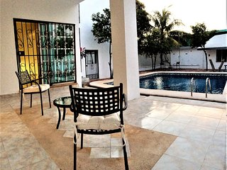 Suite 1 (max 3 people) 75 m2, Playa del Carmen