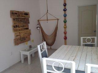 casa MAS AMOR POR FAVOR, delizioso appartamento 'TI MISMO' nel centro di tulum, Tulum