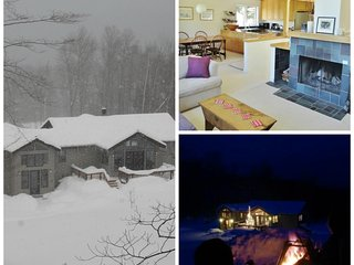 Light Filled Mountain Retreat Near Killington and Okemo - sleeps 6, Plymouth