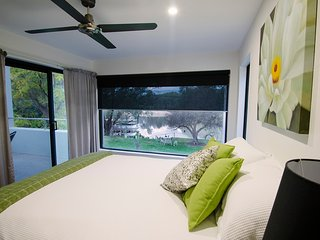 Escape Apartments Mildura - The Riverview BnB, Buronga