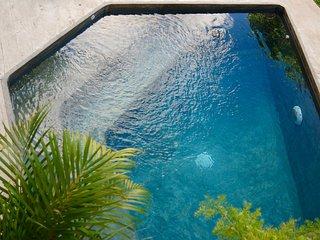 Villa Kinka-modern hacienda style Tulum town