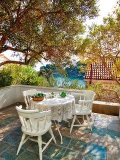 Balcony, Holiday home Pupa, Sumartin, Brac Island