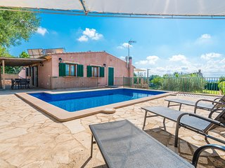 SON FRAU - Villa for 6 people in Manacor