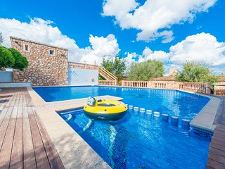 SHORT (SHORT DEN RITA) - Villa for 10 people in es Llombards