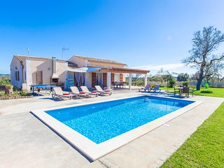 ES PLA DE BALAFI - Villa for 6 people in Sant Llorenc des Cardassar