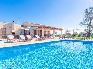 ES PLA DE BALAFI - Villa for 6 people in Sant Llorenc des Cardassar