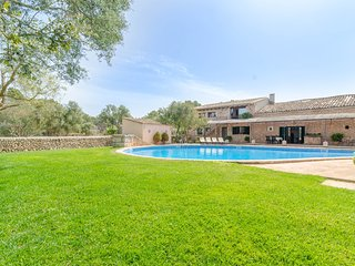 CAS CONTADOR - Villa for 8 people in Algaida
