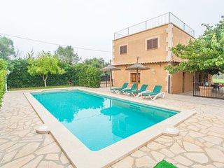 COVA DE ROTANA - Villa for 6 people in Manacor, Petra