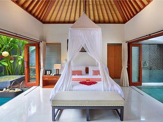 Romantic One Bedroom Private Pool Villa, Legian