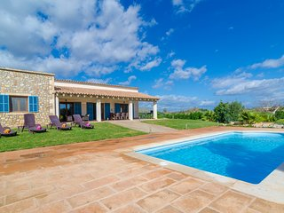 AUBOCASSER NOU - Villa for 8 people in Manacor, Felanitx