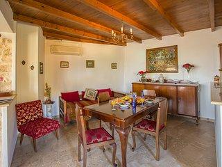 Relax in kreta in triopetra-villa-Estella