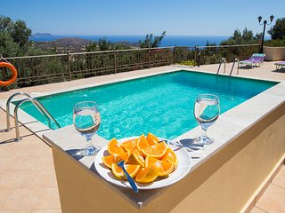 Relax in kreta in triopetra-villa-Estella, Triopetra