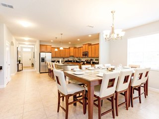 PARADISE PALMS 6 bedroom IN KISSIMMEE (6PPS88CN42)