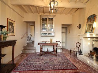Appt San Beda- pretty workers cottage on farm winery near Lucca, Pisa & Florence, Montecarlo