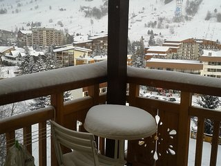 Studio - 150 m from the slopes, Venosc