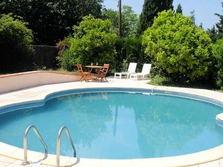 Canigou gite South France with pool sleeps 6