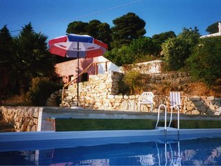Landgut Baglio Pozzo Rocca mit Privatpool
