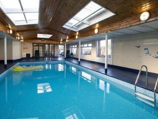 Pool available April until November.