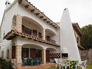 El Trull, casa de tipo rustico a 200 m. de la playa