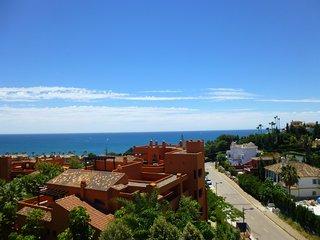 Apartamento de lujo con 2 terrazas a 300m del mar