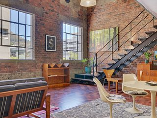 New York style Loft Apartment No 7, Cape Town Central