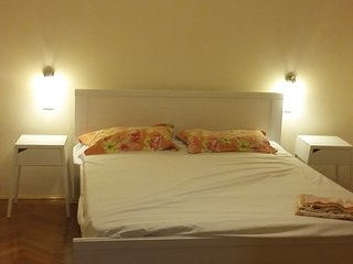 The White double bedroom