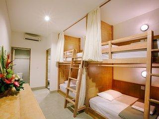 Lokal Bali Hostel Room 2