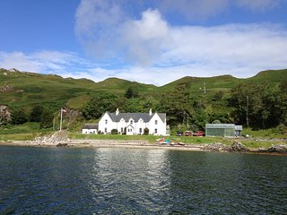 Glaschoille House, Inverie