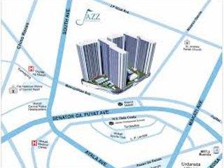 Makati City map: where we are