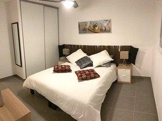 bel et spacieux appartement de 49 m2 toutes commodités et transports, Saint-Jean-de-Vedas
