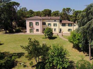 Villa Calanco - charming apart. Natalia