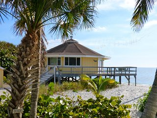 """The Round House"" - An Island Original!, Little Gasparilla Island"