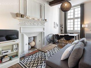 TY SAUVEUR, tres bel appartement - 1 chambre - centre historique Rennes