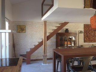 Atico loft vintage, Séville
