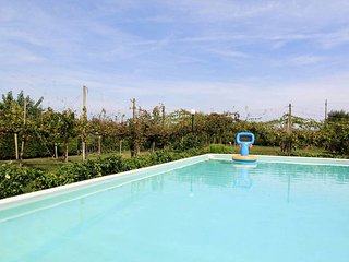 villa with private pool near Venivce
