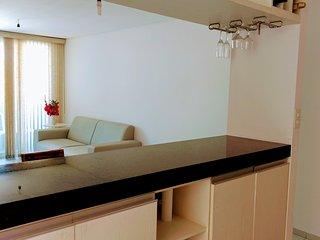 Apartamento 75m2 3 quartos a 100m do mar na praia do Bessa