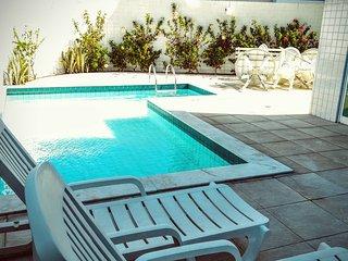 Apartamento Montmatre totalmente mobiliado a 100m da praia