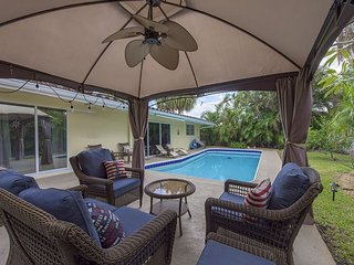 4BR Fort Lauderdale Home w/Pool - 2 miles from Lauderdale By The Sea