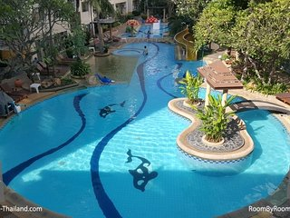 Condos for rent in Hua Hin: C6187