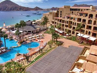 Beach Front Property-Casa Dorada Los Cabos Resort & Spa- 2 Bedrooms