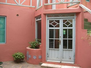 lovely home one street from the ocean, La Barra