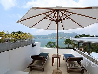 Modern Sea View Villa in Patong