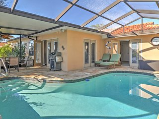 New Port Richey Waterfront Home w/ Private Pool!
